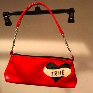 True heart small purse